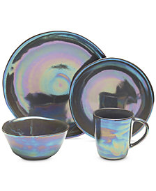 Mikasa Coronado Graphite 4-Pc. Place Setting