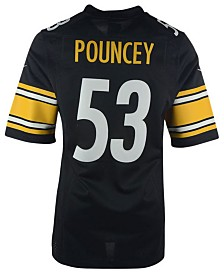 Nike Men's Maurkice Pouncey Pittsburgh Steelers Limited Jersey