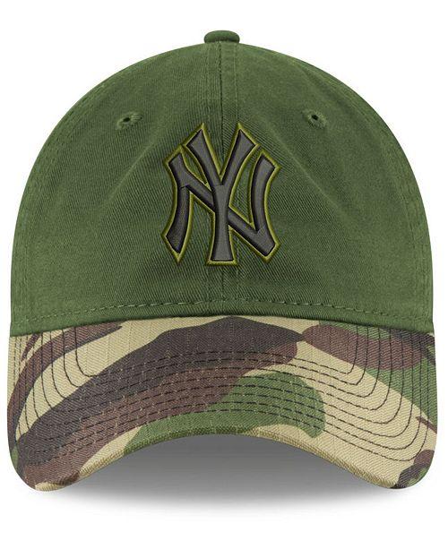 b62f08289b5 New Era New York Yankees Memorial Day 9TWENTY Cap   Reviews - Sports ...