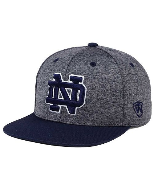 best cheap 23703 364c3 ... cheap ncaa shoreline snapback b783b f4b87 real top of the world. notre  dame fighting irish