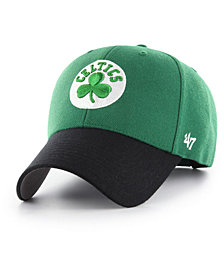 '47 Brand Boston Celtics Wool MVP Cap