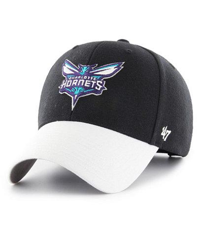 '47 Brand Charlotte Hornets Wool MVP Cap
