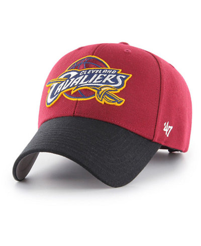 '47 Brand Cleveland Cavaliers Wool MVP Cap