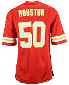 Nike Men's Justin Houston Kansas City Chiefs Game Jersey