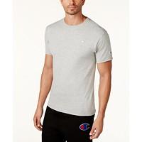 Deals on Champion Mens Cotton Jersey T-Shirt