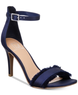 Material Girl Biance Two-Piece Sandals, Created for Macy