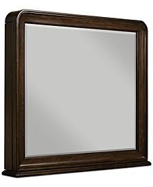 Closeout! Fairbanks Hidden Storage Mirror, Created for Macy's