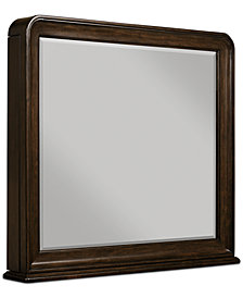 Fairbanks Hidden Storage Mirror, Created for Macy's