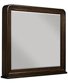 Fairbanks Hidden Storage Mirror, Created for Macy's