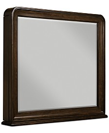 Closeout! Fairbanks Hidden Storage Mirror, Created for Macy's