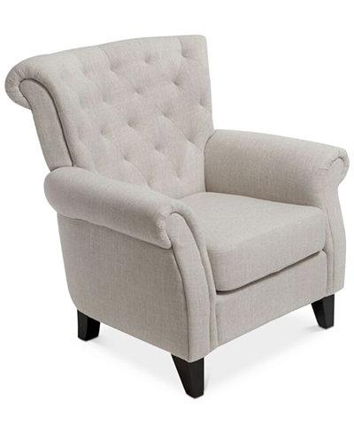 Delman Club Chair, Quick Ship