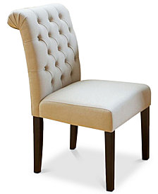 Vinsen Dining Chair (Set Of 2), Quick Ship
