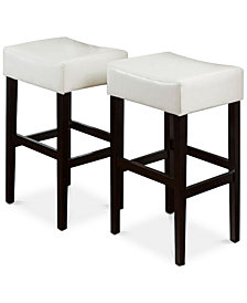 Dawken Backless Bar Stool (Set Of 2), Quick Ship