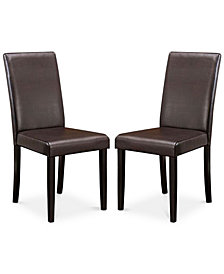 Kylen Dining Chairs (Set of 2), Quick Ship