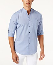 INC International Concepts Mens Casual Button Down Shirts   Sports ... 6afee7907
