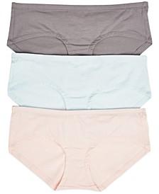 3-Pk. Hipster Panties