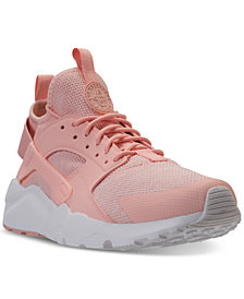 Nike Men's Air Huarache Ultra Breathe Casual Sneakers from Finish Line