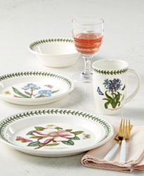 Portmeirion Dinnerware, Botanic Garden Collection, Only at Macy's