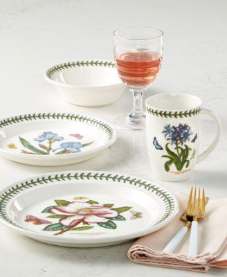 portmeirion dinnerware botanic garden collection created for macyu0027s
