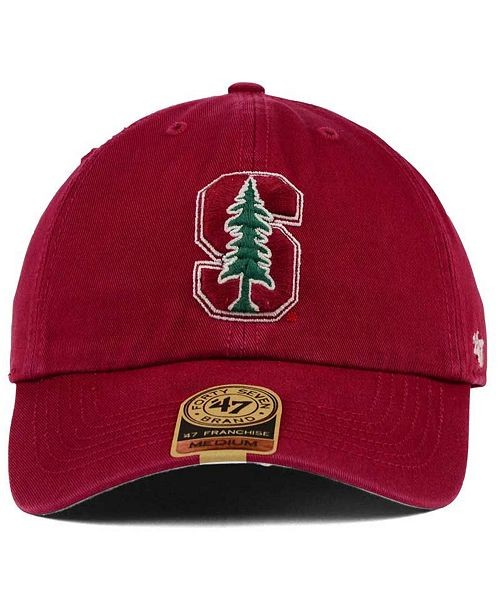 7f4ca01cdef5b ... new style 47 brand stanford cardinal franchise cap sports fan shop by lids  men macys ceda4