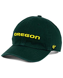 '47 Brand Boys' Oregon Ducks CLEAN UP Cap