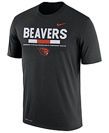 Nike Men's Oregon State Beavers Legend Staff Sideline T-Shirt