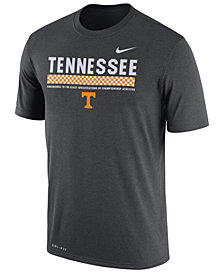 Nike Men's Tennessee Volunteers Legend Staff Sideline T-Shirt