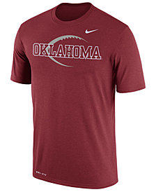 Nike Men's Oklahoma Sooners Legend Icon T-Shirt