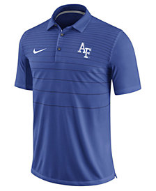Nike Men's Air Force Falcons Early Season Coach Polo