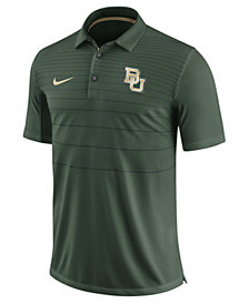 Nike Men's Baylor Bears Early Season Coach Polo