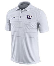 Nike Men's Washington Huskies Early Season Coach Polo