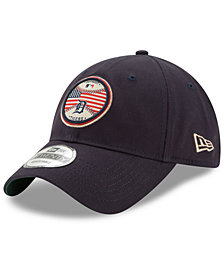 New Era Detroit Tigers Americana Patch 9TWENTY Strapback Cap