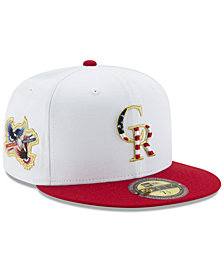 New Era Colorado Rockies Americana Ultimate Patch Collection 59FIFTY Cap