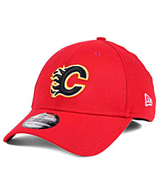 New Era Calgary Flames Team Classic 39THIRTY Cap