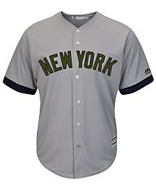 Majestic Men's New York Yankees USMC Cool Base Jersey