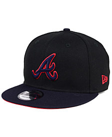 New Era Atlanta Braves All Shades 9FIFTY Snapback Cap