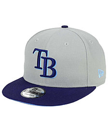 New Era Tampa Bay Rays All Shades 9FIFTY Snapback Cap