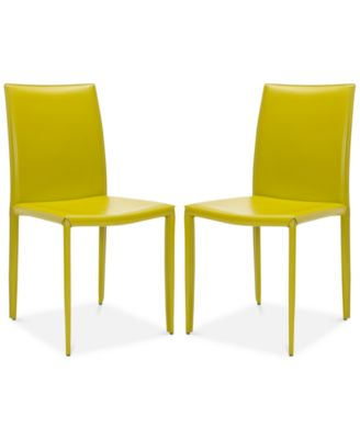 Karna Dining Chair (Set Of 2), Quick Ship