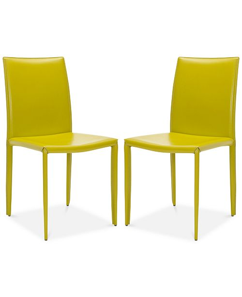 Safavieh Karna Dining Chair (Set Of 2)
