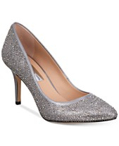 49b596f5f86261 I.N.C. Women s Zitah Rhinestone Pointed Toe Pumps