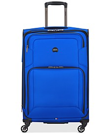 "CLOSEOUT! Opti-Max 25"" Expandable Spinner Suitcase, Created for Macy's"