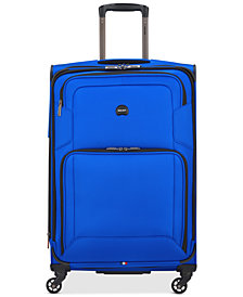 "Delsey Opti-Max 25"" Expandable Spinner Suitcase, Created for Macy's"