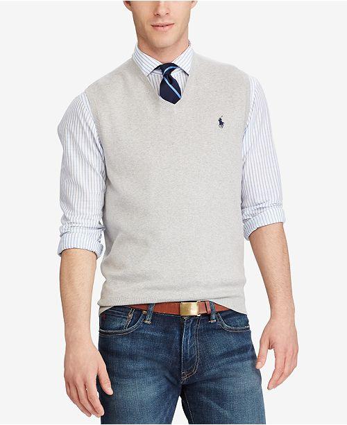 7f570bc75 Polo Ralph Lauren Men s Sweater Vest
