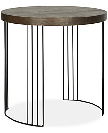 Kelly End Table, Quick Ship
