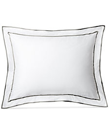 Lauren Ralph Lauren Spencer Cotton Sateen Border King Sham