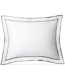 Lauren Ralph Lauren Spencer Cotton Sateen Border Standard Sham