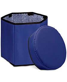 Oniva® by Bongo Portable Cooler & Seat
