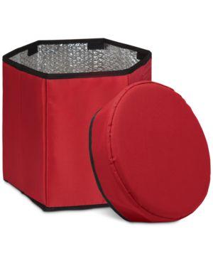 Picnic Time Bongo 12-Qt. Cooler/Seat 4797280