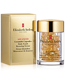 Elizabeth Arden Advanced Ceramide Capsules Daily Youth Restoring Eye Serum, 60 pc.