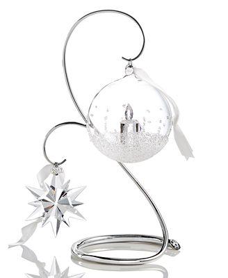 Swarovski 2017 Annual Christmas Ornament Collection  Holiday Lane